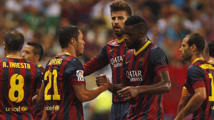 El Barcelona recibe a un Valladolid renqueante
