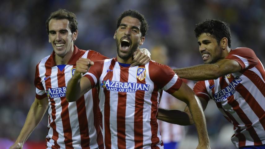 El Atlético y el Barcelona, a octavos de final