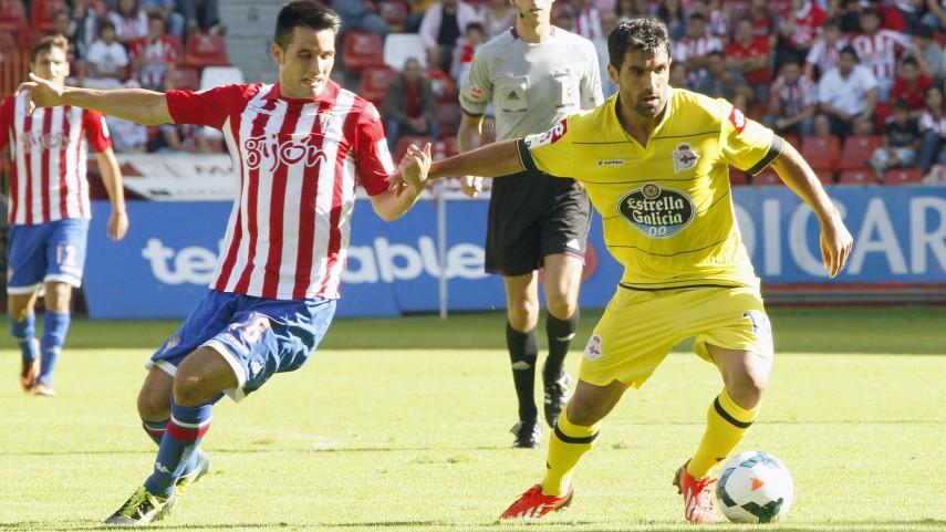 Luisinho, recuperado en el Deportivo