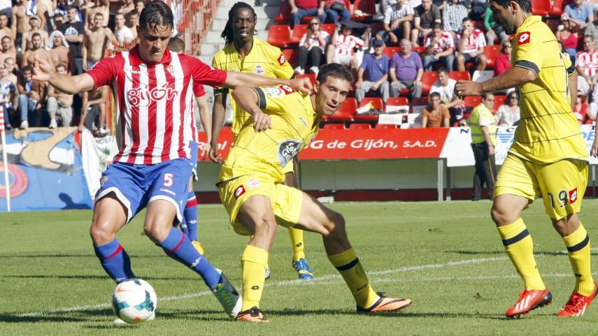 El Sporting de Gijón, solidario con África