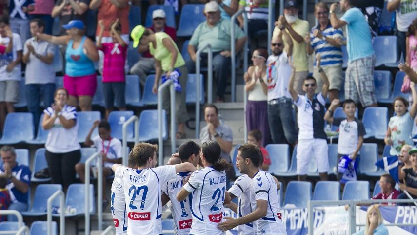 'Fútbol para todos' en Tenerife