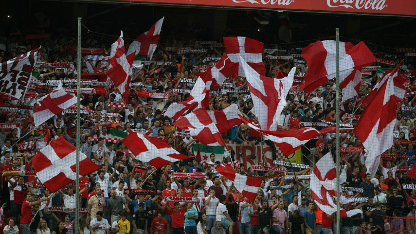 El Sevilla celebra su 'Semana de la Afición'