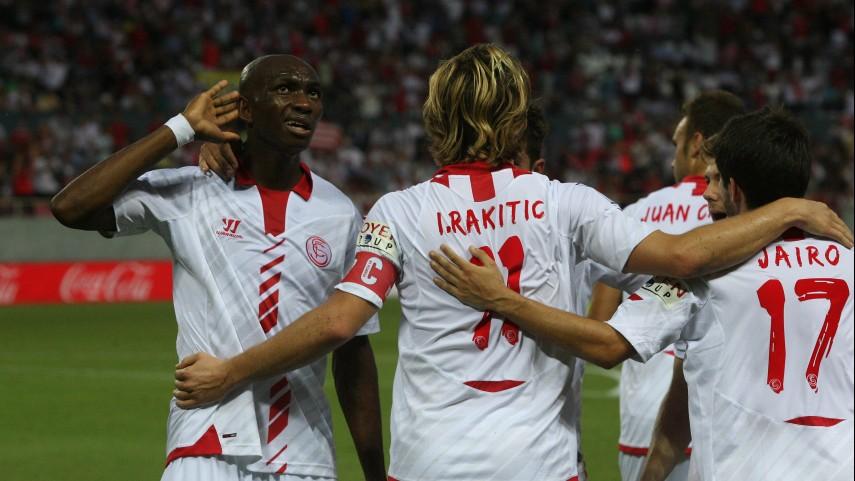 Victoria crucial para el Sevilla