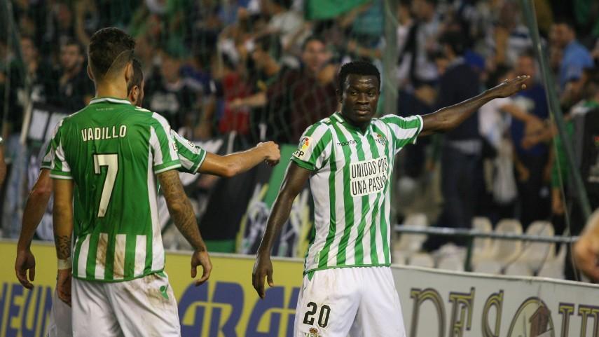 El Betis reacciona ante el Villarreal