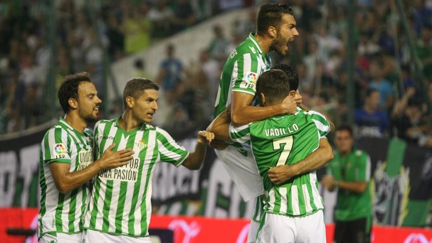 Betis, Valencia y Sevilla, a por todas en Europa