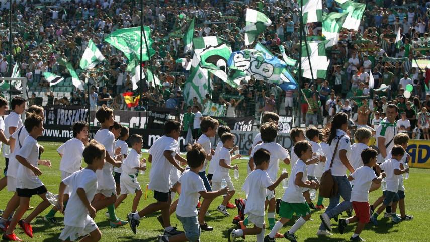 La Fundación Real Betis Balompié firma un nuevo convenio con la Fundación Cajasol