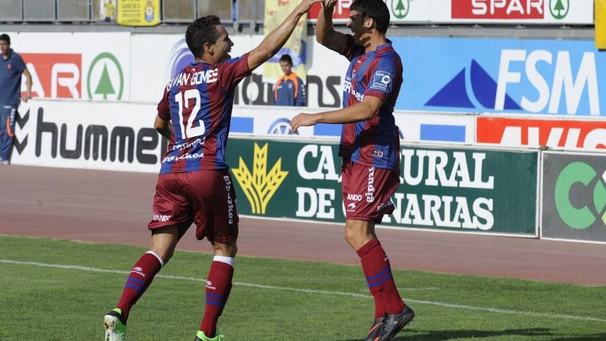 El Eibar vuelve a la senda del triunfo