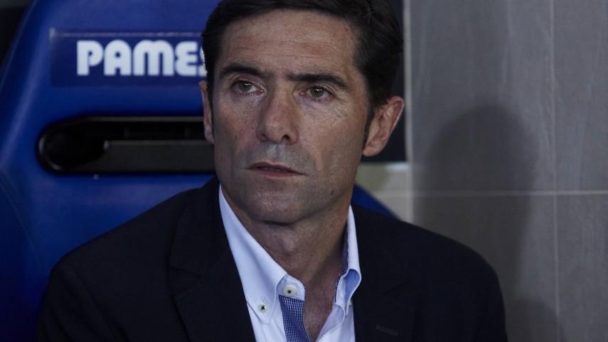 Marcelino, renovado por el Villarreal