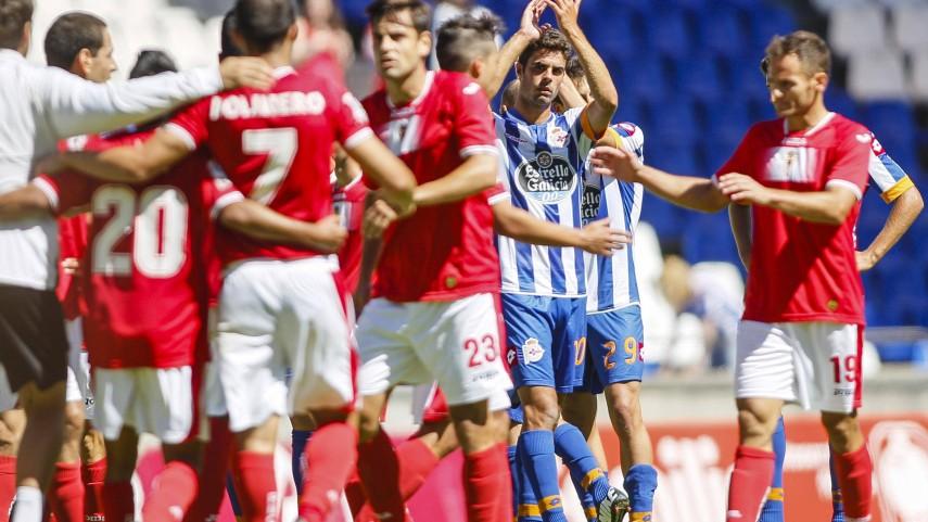 Murcia y Numancia quieren seguir arriba