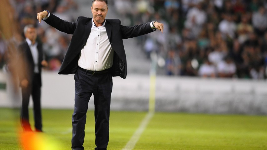 El Valladolid pierde tres meses a Víctor Pérez
