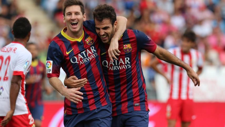 Barcelona y Atlético van de la mano