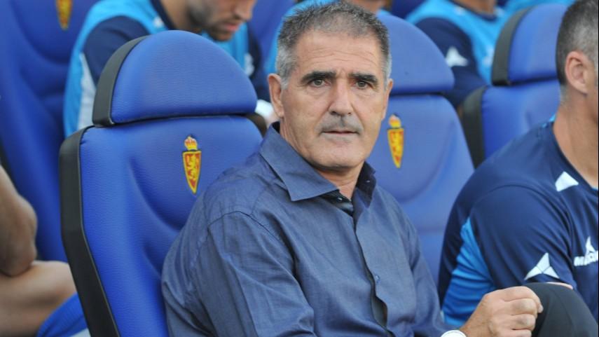 Paco Herrera deja de ser entrenador del Zaragoza