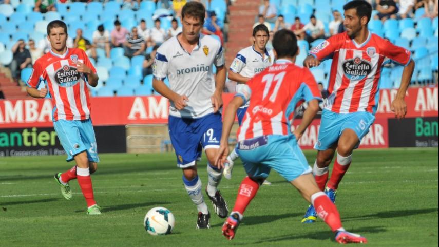 El Lugo se refuerza con David Prieto