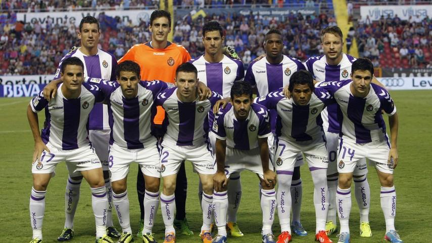 El Valladolid, en busca de la victoria
