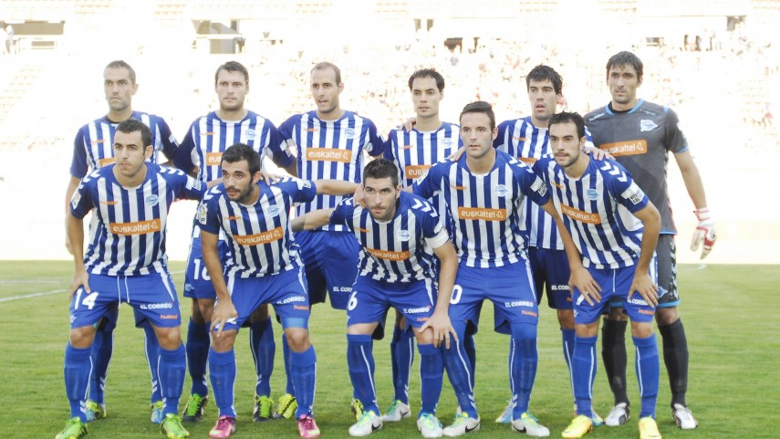 Manu Barreiro, nuevo delantero del Alavés