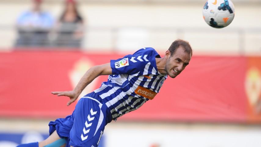 Ion Vélez seguirá en el Alavés