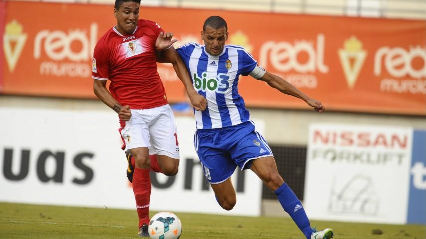 El Almería incorpora a Mauro Dos Santos