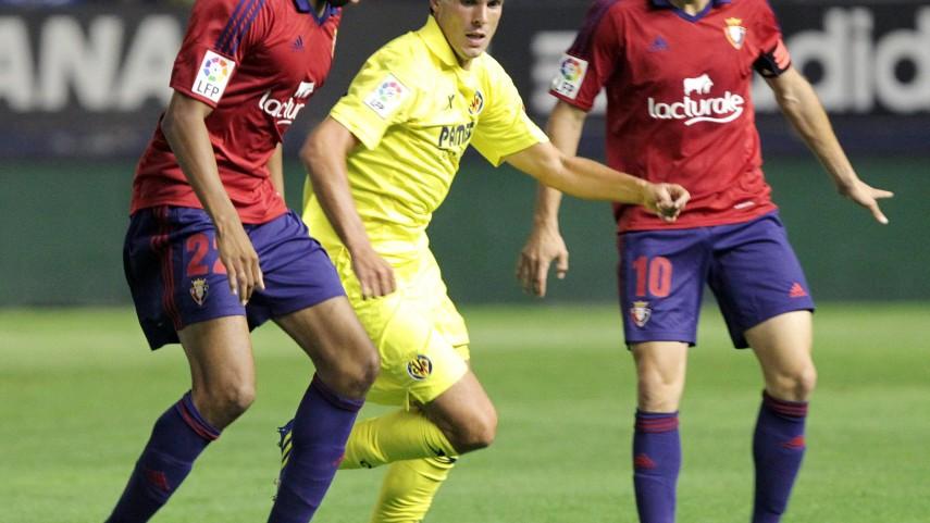 Roberto Torres, un mes de baja