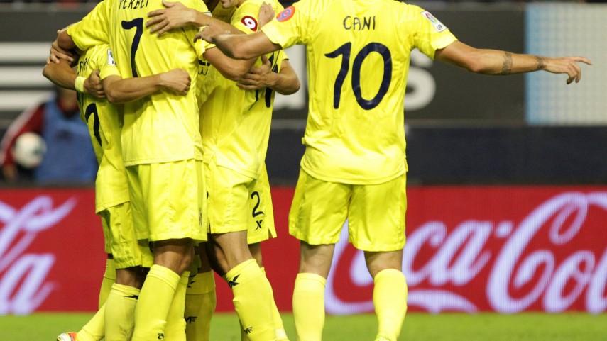 El Villarreal se mantiene invicto en casa