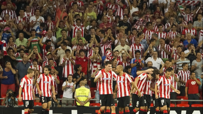 El Athletic gana un partido disputado