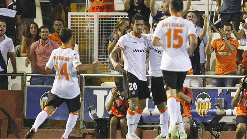 El Valencia busca confirmar su mejoría