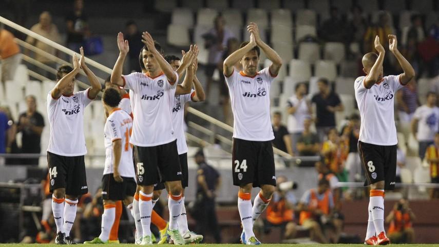 João Cancelo, cedido al Valencia