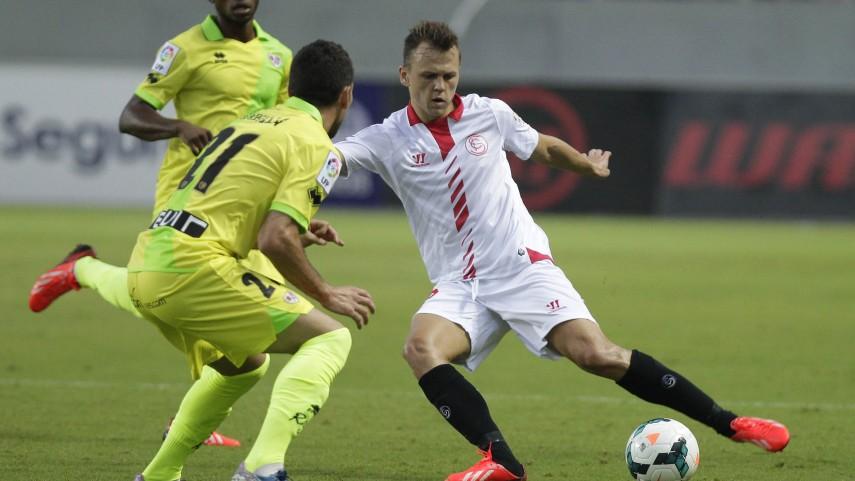 Chéryshev jugará cedido en el Villarreal