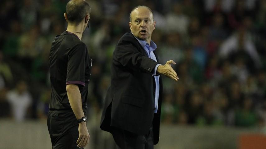 Pepe Mel, destituido en el Betis