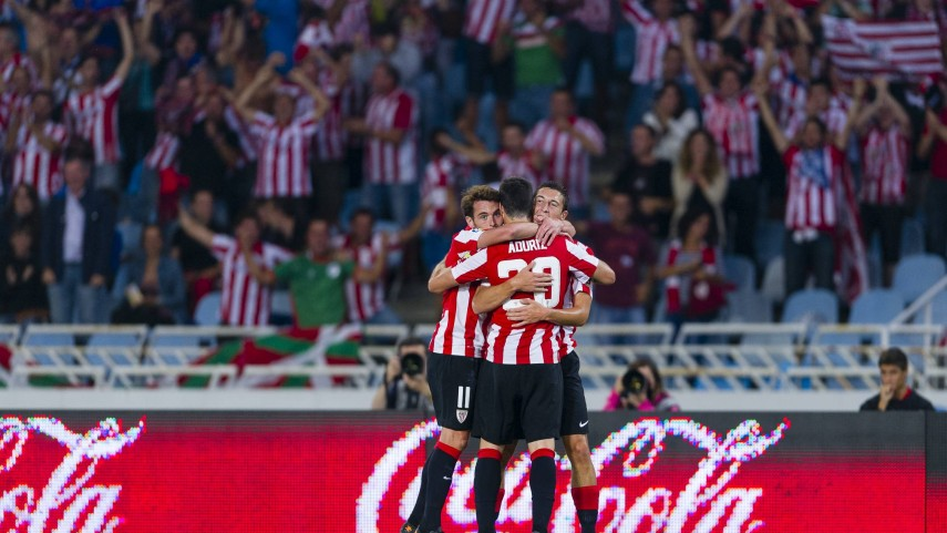 Contundente triunfo del Athletic