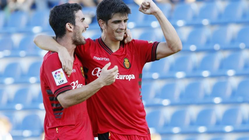 El Mallorca reacciona ante el Córdoba