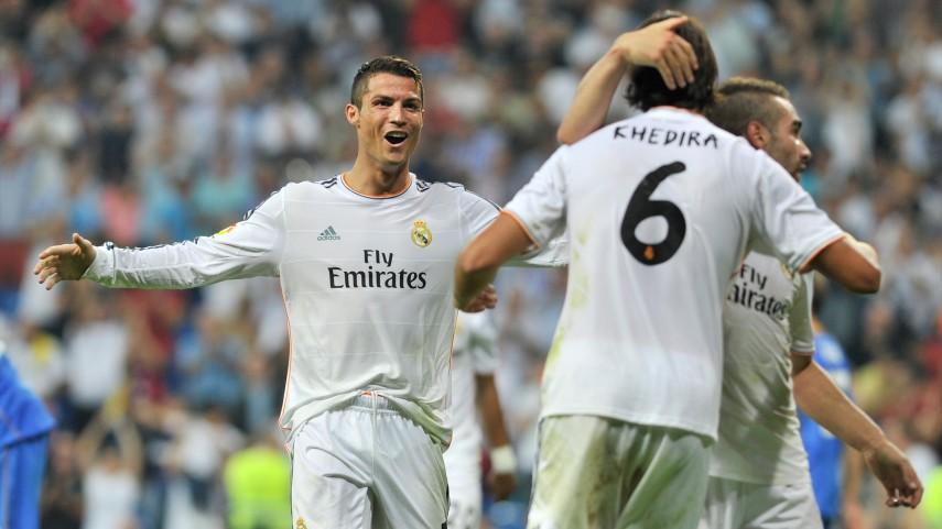 Suerte dispar para Real Madrid y Real Sociedad
