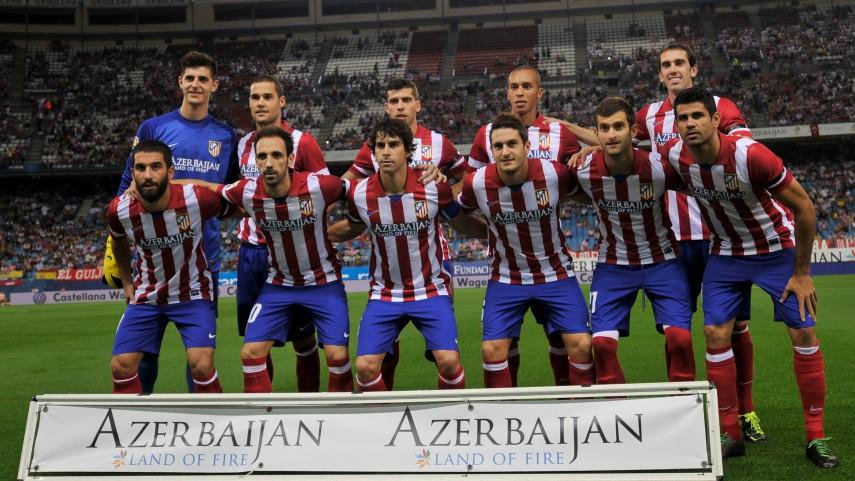 El Atlético de Madrid lucha por un corazón sano