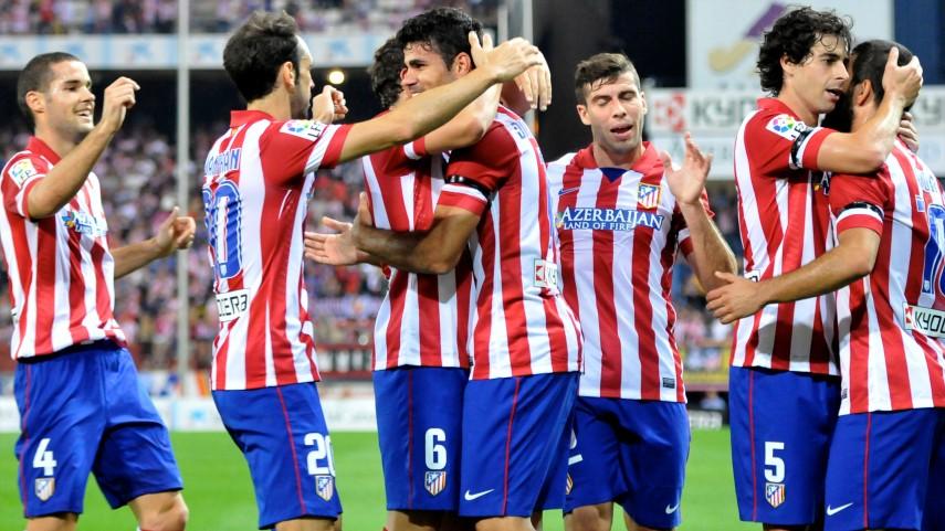 Atlético y Barcelona, a ritmo de récord