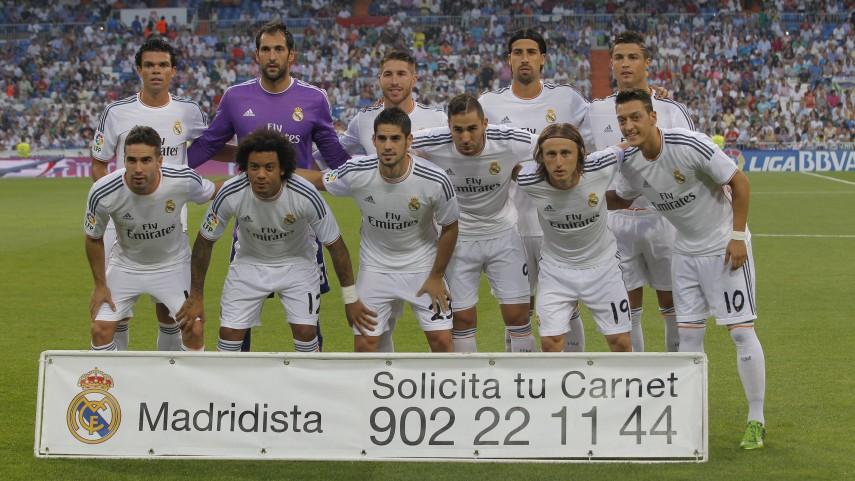 El Real Madrid, el equipo más valioso