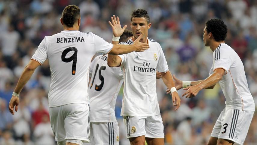 Real Madrid y Real Sociedad se la juegan en Europa