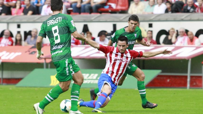 Šćepović pone líder al Sporting