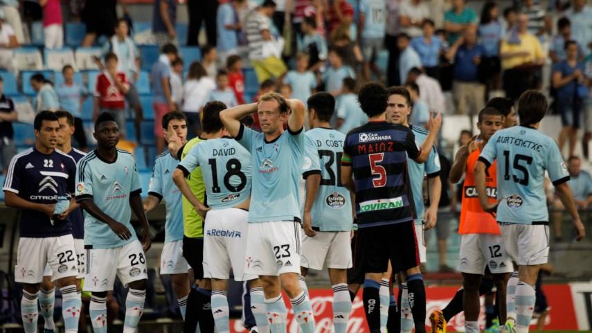 Granada y Celta regresan al pasado
