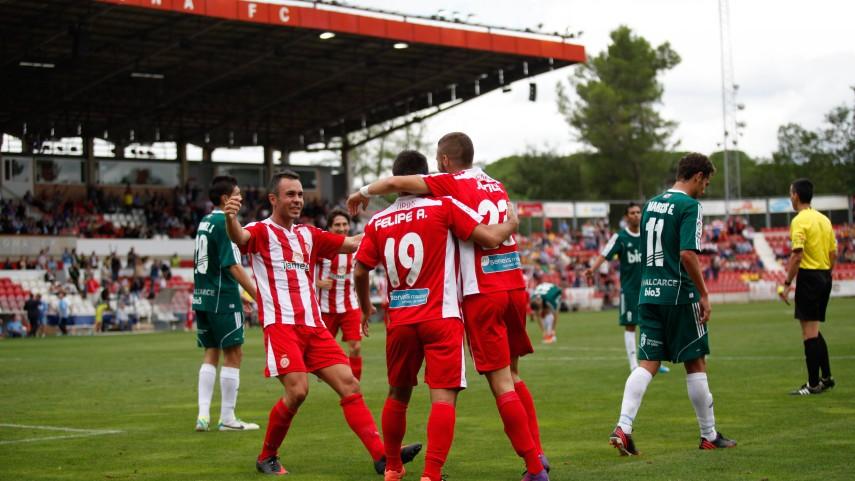 El Girona presenta su nueva aplicación