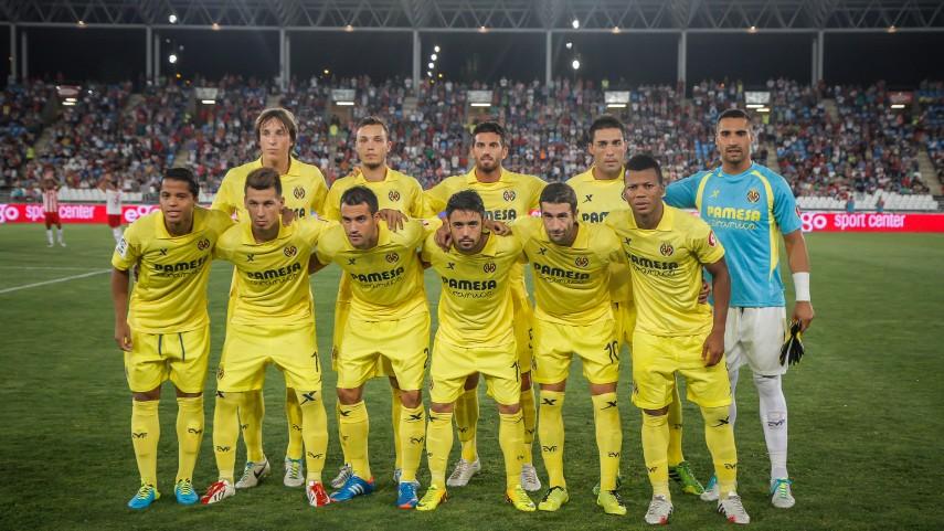 Villarreal, 500 partidos en la élite