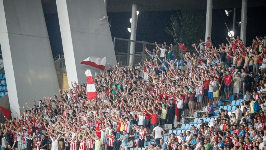 La canteras de la Liga BBVA y la Liga Adelante, presentes en la I Aragón Cup