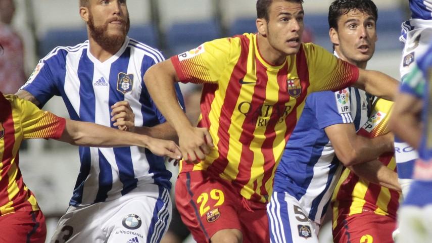 Sandro Ramírez, dos semanas de baja