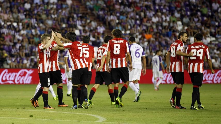 Nueva victoria del Athletic en San Mamés