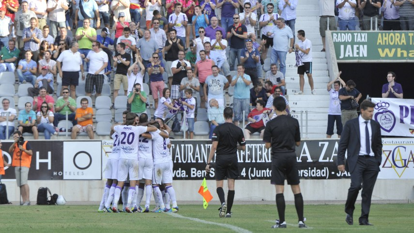 El Jaén, a por su segunda victoria