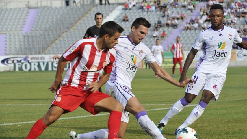 El Jaén necesita la victoria