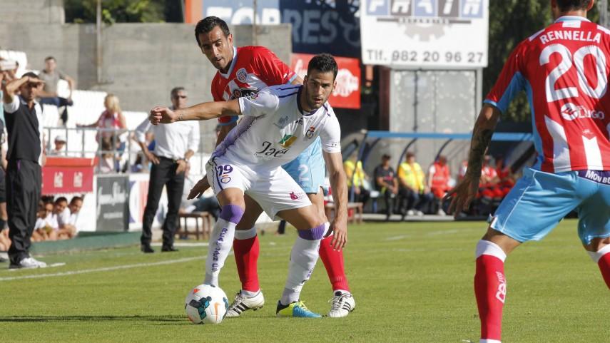 Edgar Méndez se incorpora al Tenerife
