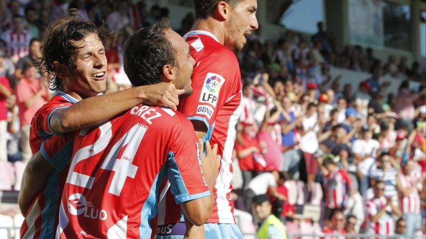 El Lugo quiere seguir con su buen comienzo
