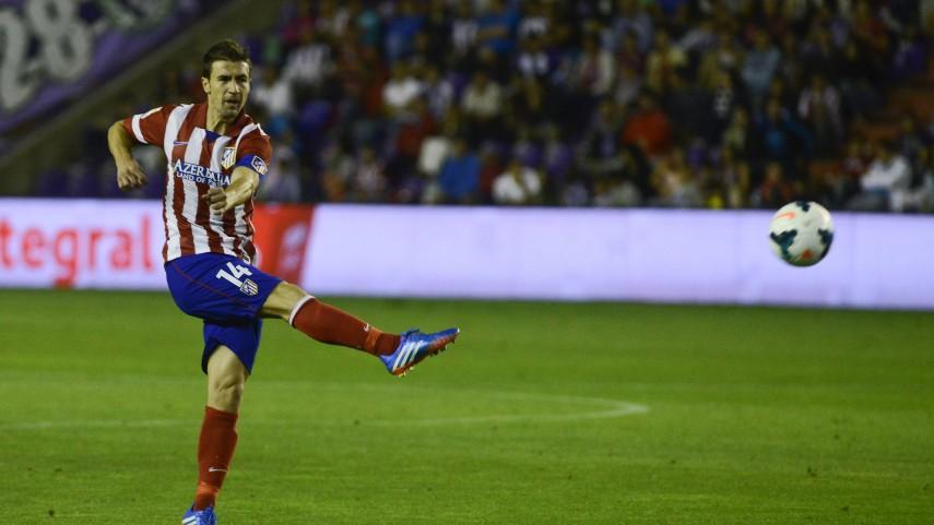 Gabi, lesionado en el Atlético
