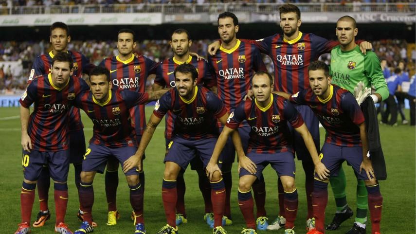 El Barcelona firma un acuerdo de patrocinio con United Arab Bank