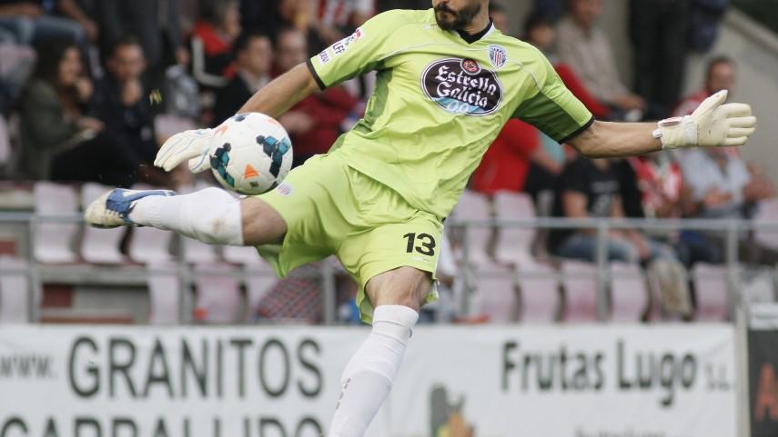 El Lugo pierde tres semanas a Dani Mallo
