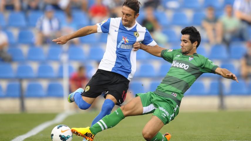 El Zaragoza apuntala su ataque con Eldin Hadžić